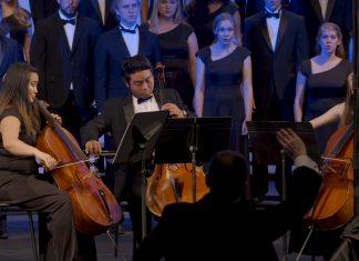 PLNU Concert Choir Performance