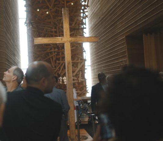 Inside Prescott Prayer Chapel