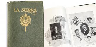 THE 1914 LA SIERRA