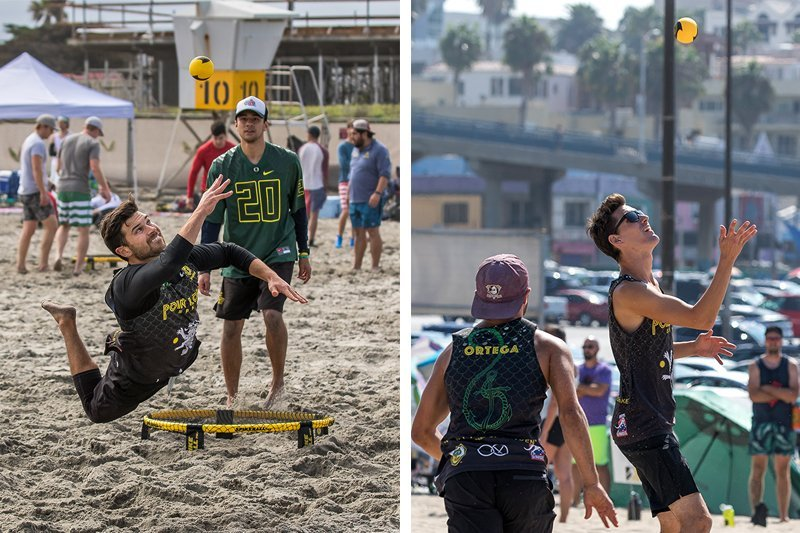 Point Loma Spike, a Spikeball team