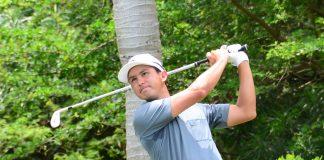 Sam Cyr Swinging Golf Club