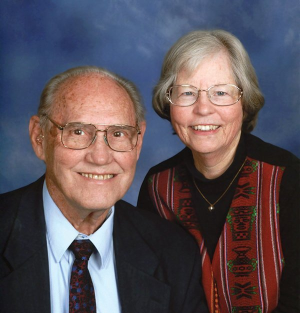 Larry and Judy Webb