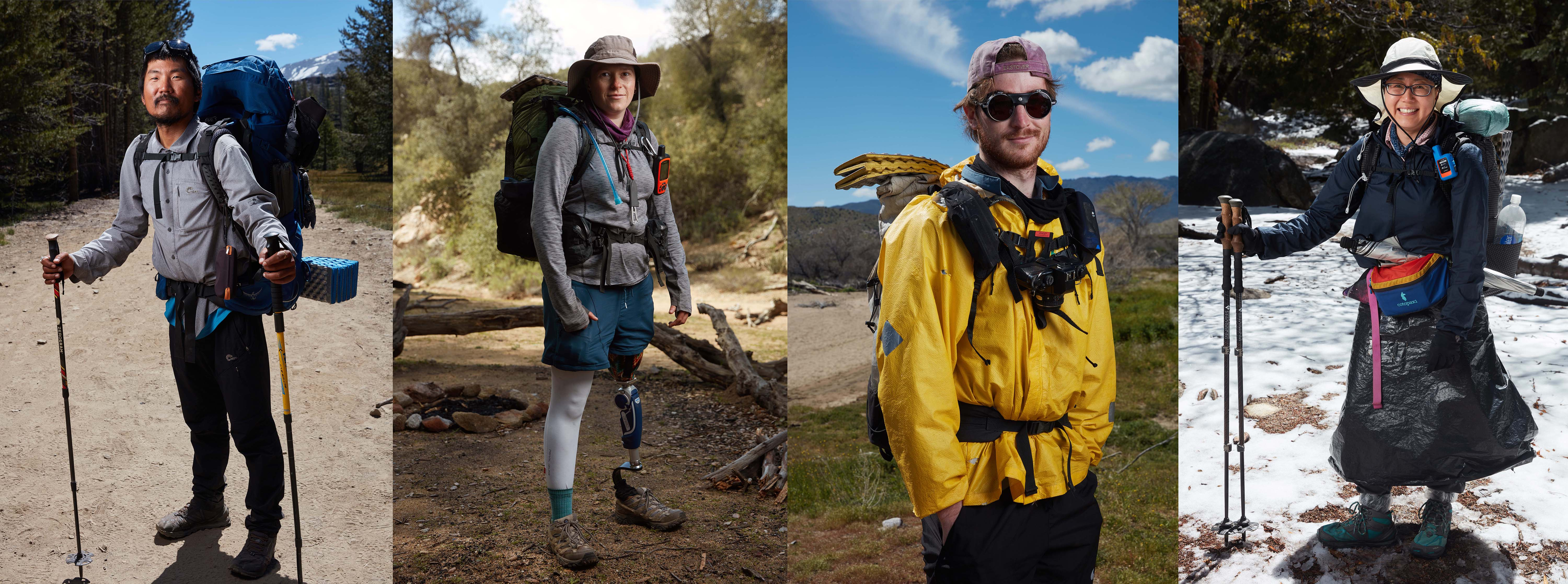 PCT Portraits: Capturing Thru-Hikers On Their 2,650 Mile