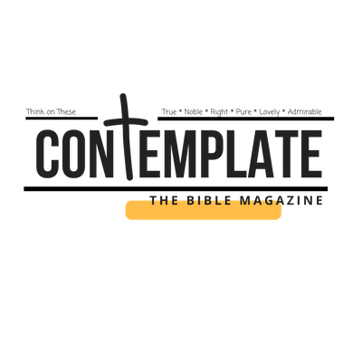 Contemplate Magazine's logo
