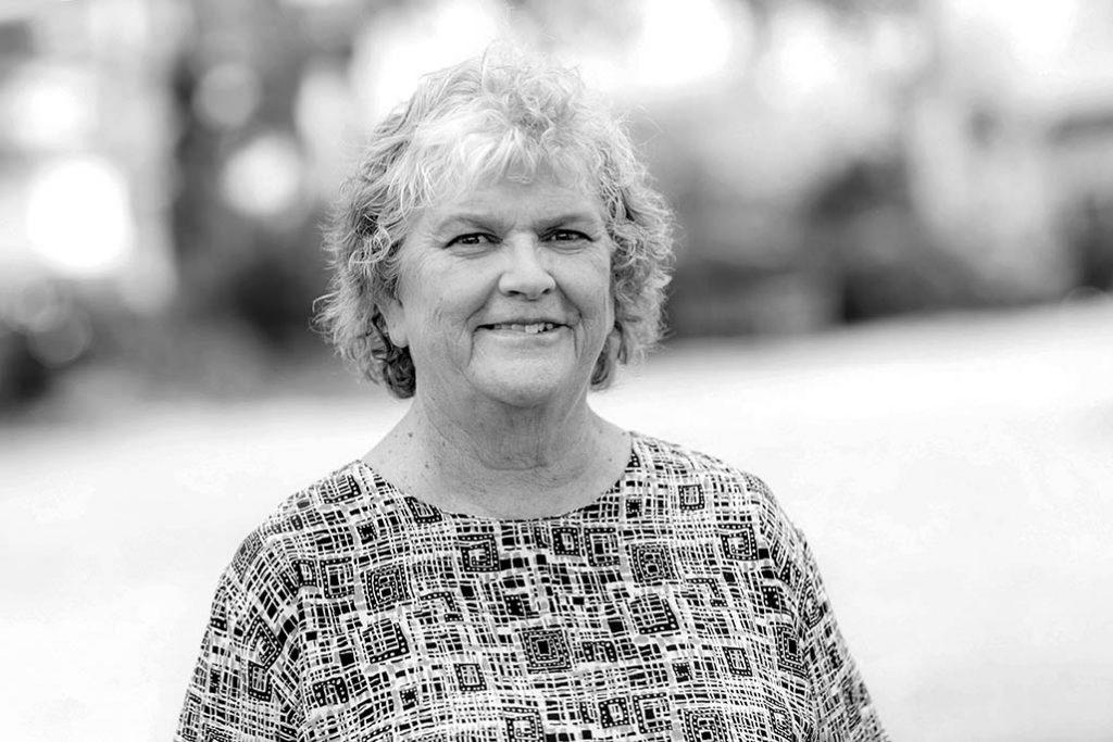 Headshot of Pat Leslie
